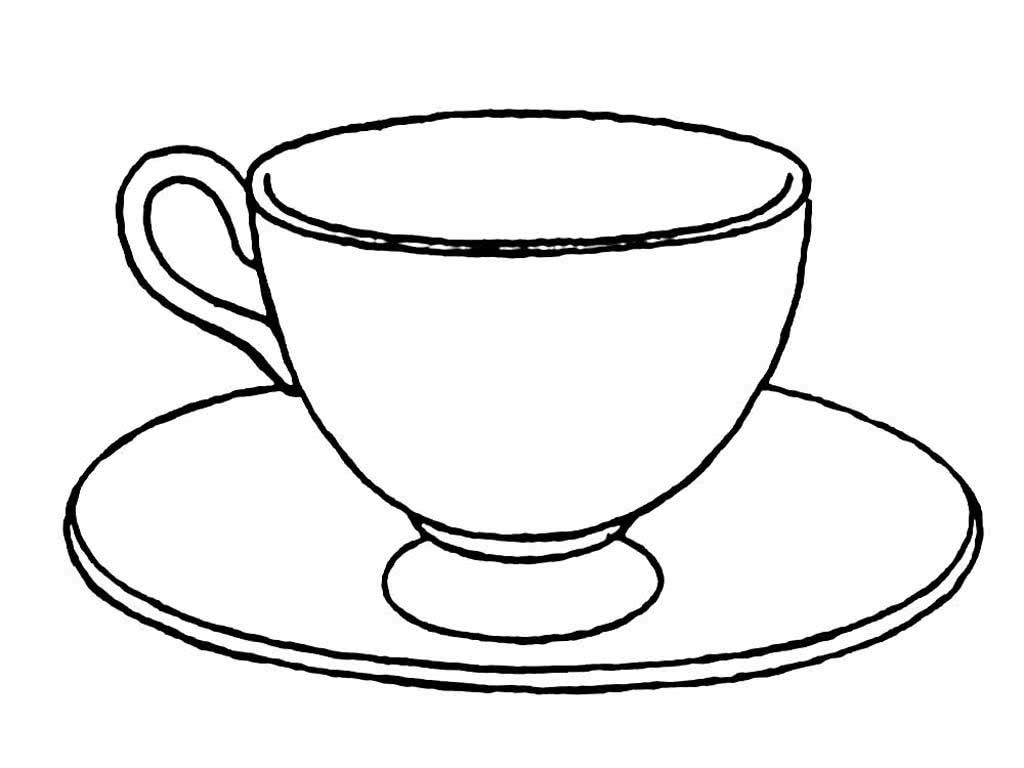 Рисунок для посуды